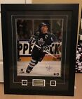 TORONTO MAPLE LEAFS SIGNED FRAMED DOUG GILMOUR SALE BLOWOUT PRICE !!