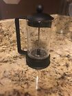 Bodum Brazil 3 Cup French Press Coffee Maker 12 Ounce Black Used