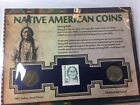 Native American Coin Set with Stamp A173