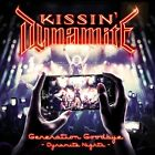 KISSIN' DYNAMITE - GENERATION GOODBYE: DYNAMITE NIGHTS CD+BLU-RAY NEW+