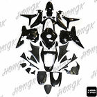 Painted Vivid Black Fairing Set Honda CBR600RR 2009-2010 F5 ABS Bodywork Kit