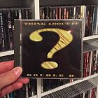 Double D. Think About It? (Cd, 1996) *Rare And Oop*