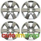 Chevrolet Traverse 2009 2015 20 Factory OEM Wheels Rims Set