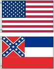 NEW 3x5 MISSISSIPPI State Flag  AMERICAN Flag Polyester