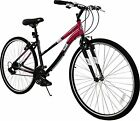 Columbia Cross Train 700c Womens 21 Speed Fitness Hybrid Commuter Bike