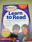 Hooked on Phonics Learn to Read Kindergarten Level 1  2 Ages 4 6