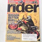 Rider Magazine Buell Lightning Long XB12Ss September 2005 061017nonrh