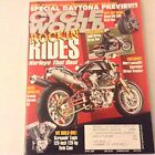Cycle World Magazine Ecosse Heretic X3 Mert Lawwill April 2005 061017nonrh