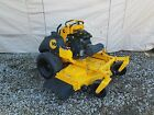 61 Wright ZK Stander 31HP 125 MPH commercial stand on zero turn lawn mower ZTR