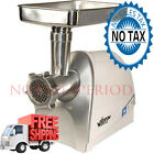 NO TAX! Weston Heavy-duty Number 8 575-watt Electric Meat Grinder Kitchen Market