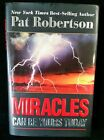 Pat Robertson Miracles Can Be Yours Today Hardcover Signed by Author