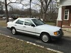 1989 Mercedes-Benz 300-Series  White for $200 dollars