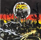 THIN LIZZY Night Life, SCOTT GORHAM & BRIAN DOWNEY Jailbreak CD Autograph SIGNED
