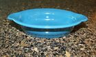 Fiesta Individual Oval Casserole 17 oz. in Peacock #587327 MSRP $25 New w/ tag