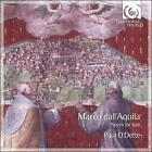 NEW dall'Aquila: Pieces for Lute (Audio CD)