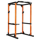 Mirafit M2 Power Cage Squat Rack Pull Up Dip Bar Weight Lifting Multi Gym Frame