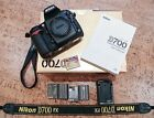 Nikon D D700 123MP Digital SLR Camera Body Only 10100 Shutter Count