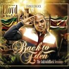 LLOYD DE MEZA - BACK TO EDEN   CD NEW+