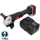 18V 115MM CORDLESS ANGLE GRINDER WITH SAMSUNG TECHNOLOGY BATTERY
