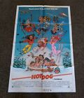 HotDog The Movie US 1983 original folded one sheet movie poster in vg cond NSS