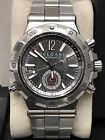 BULGARI DIAGONO GMT STAINLESS STEEL WATCH DP 42 S GMT 42MM - With 2 Bands