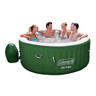 NEW Coleman  Lay Z Spa Inflatable Hot Tub - 4-6 Person Capacity