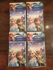 4 PACKAGES OF DISNEY FROZEN INVITATIONS 32 ENVELOPES  CARDS