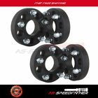 Full Set 5x45 to 5x5 125 Adapter wheel spacers fits Jeep JK Rims On A TJ YJ