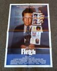 Fletch US 1984 original folded 27 by 41 one sheet movie poster in ex cond