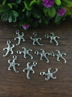 Wholesale 16pcs Tibet silver Starfish Charm Pendant beaded Jewelry Findings NEW