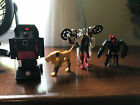 Hasbro Transformers Lot of 4 toys.  Gen 1 and up