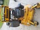 36 inch Wright Stander commercial lawn mower. $250 in new parts.