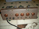 Rare Bogen Tube Amplifier from VP17 turntable Would make a great guitar amp
