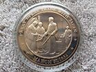 FRANKLIN MINT BRONZE PROOF COIN PERRY OPENS TRADE WITH JAPAN 1854