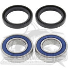 All Balls Racing Front Wheel Bearings and Seals Kit 25-1351