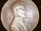 1920S Lincoln Wheat Penny Cent, Filler Coin!