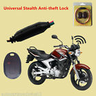 Motorcycle Engine Start Security Stealth Anti-theft Lock Smart Electronic Sensor