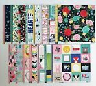 Shimelle Little By Little Collection 12x12 Cardstock Scrapbook Paper 30pc Lot