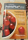 WEIGHT WATCHERS MEET POINTS PLUS 2012 VERY GOOD PAPERBACK