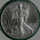 2010 BU American Silver Eagle Dollar Uncirculated ASE US Mint Bullion Coin