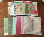 HUGE Scrapbook Paper Pad LOT Recollections Craft Smith DCWV Michaels Hot Buy 1