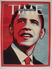 BARACK OBAMA PERSON OF THE YEAR TIME MAGAZINE COVER PHOTO PRINTED ON 4X6 GLOSSY