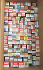 Vintage lot of 140 Electronic Tubes in boxes GE RCA Sylvania Westinghouse etc