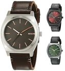 Nixon Men's A045 Time Teller Strap 37mm Watch - Choice of Color