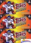 (3) 2014 Topps Football 445 Card Retail Factory Set-RC VARIATION SET-Derek Carr+