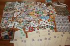 HUGE LOT OF US  Worldwide VINTAGE POSTAGE STAMP COLLECTION Estate Sale LK