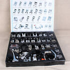 32 PCS Sewing Machine Foot Presser Feet Set Tool Kit for Brother Singer Janome