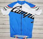 CAMPAGNOLO FACTORY TEAM genuine HIGH QUALITY full zip cycling JERSEY size XXL