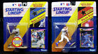 New KIRBY PUCKETT & NOLAN RYAN 1992 Starting Lineup EXTENDED SERIES Kenner 1991