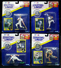 4 New- MARK McGWIRE Guillen MARTINEZ McDonald 1991 MLB Starting Lineup 4 Figures